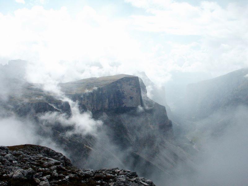 Wolken im Langental