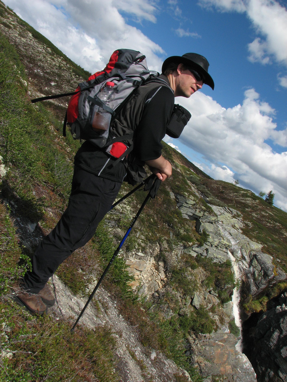 Im Norwegischen Fjell