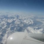 Alpen in der Nähe von Andermatt