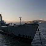 Mal wieder U-Boot und Alcatraz