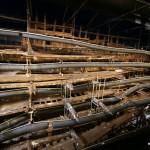 Die Reste der Mary Rose