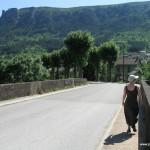 Zu Fuß nach Florac