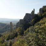 Felsen in der Vela Draga