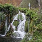 Einer der unzähligen Wasserfälle