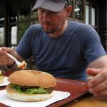 Plitvicer Cheeseburger