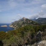 Blick zurück vom Torre Picada aus