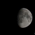 Mond dunkel