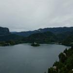 Kirche im See von Bled