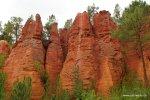 Interessante Erosionsformen