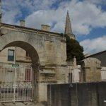 Blick aus dem Theater von Arles