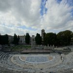 Theater Arles: Totale