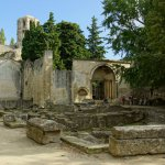 St Honorat, Alyscamps Arles