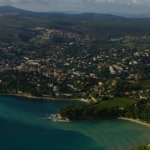 Bucht von Cassis Panorama