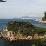 Bucht mit Bec de l'Aigle
