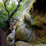 Wasserfall in der Gorge du Verdon