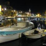 Abends im Hafen von La Ciotat