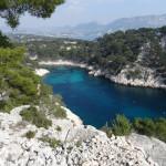 Nochmal Port Pin und Bucht von Cassis
