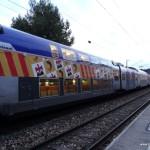 Regionalzug, aber andere Richtung