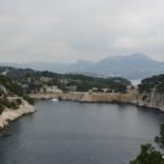 Bucht von Cassis hinter Port Miou