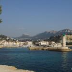 Cassis: Hafen und Leuchtturm