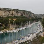 Port Miou, noch ein Blickwinkel