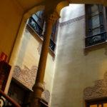 Treppenhaus im El Cami