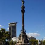 Columbus weist den Weg