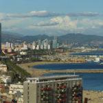 Olympiahafen und Stadtstrand