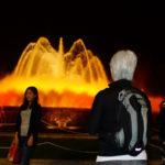 Typisch für Barcelona: Posierende Asiatinnen