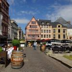Fachwerk am Marktplatz