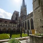 Kathedrale aus anderem Blickwinkel