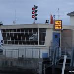 Hafenmeisterei Port-en-Bessin