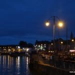 Viel los in Port-en-Bessin