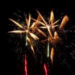 Nationalfeiertagsfeuerwerk