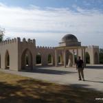 Das Denkmal für die Muslime