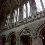 Kanzel in der Kathedrale von Bayeux