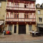 Fachwerkhaus in Bayeux