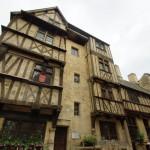 Noch ein Fachwerkhaus in Bayeux