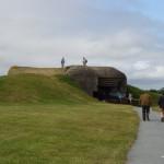 Touristenrummel in Longues