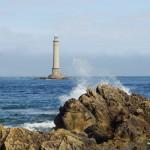 Leuchtturm bei Goury