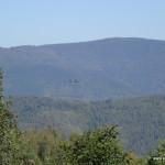 Hubschrauber beim Fouchy