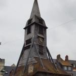 Ausgelagerter Glockenturm von Sainte Catherine