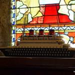 Votivschiff in Notre-Dame de Grâce