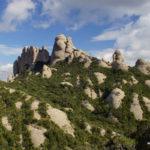 Darum Montserrat (gesägter Berg)