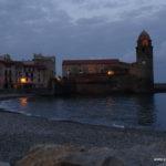 Die berühmte Kirche am Wasser musste gleich am ersten Abend sein.