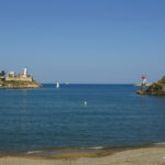 Port Vendres, abseits vom Handelshafen