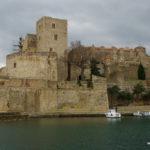 Das große Fort von Collioure
