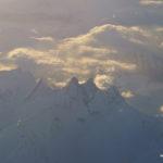 Alpen von oben 2
