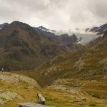 Ruhige Ecke samt Gletscher