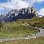 Straße zur eigentlichen Passhöhe